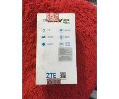 Teléfono ZTE Blade A510 sellado, VIII Biobío