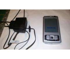 Nokia N95, Región Metropolitana