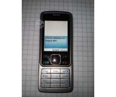 Celular Nokia 6300 Operativo de Colección, Región Metropolitana