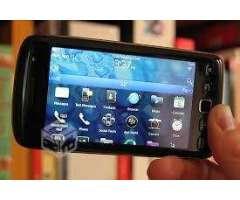 Blackberry 9860, gastada pero operatiba al 100%, Región Metropolitana