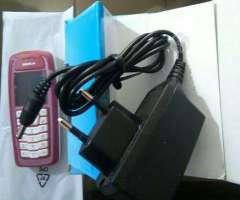 Celular Nokia 3100 clásico color rojo sin uso, Región Metropolitana