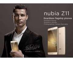 Celular ZTE Nubia Z11, Región Metropolitana
