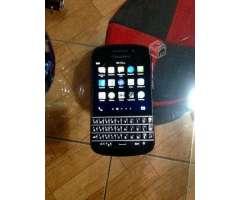 BlackBerry Q10, Región Metropolitana