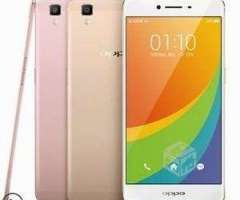 Oppo R7S Gold Permuto por Blackberry o meizu, Región Metropolitana