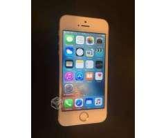 Iphone 5s gold 16 GB, Región Metropolitana