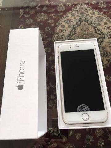 Iphone 6 16GB GOLD Excelente Estado, Región Metropolitana