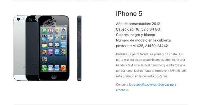 Iphone 5, Región Metropolitana