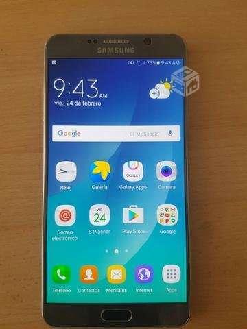 Samsung Galaxy Note 5, Región Metropolitana