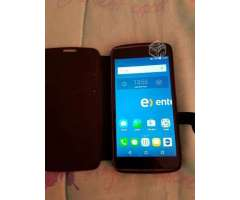 Remato celular alcatel one touch idol 3 impecable, Región Metropolitana