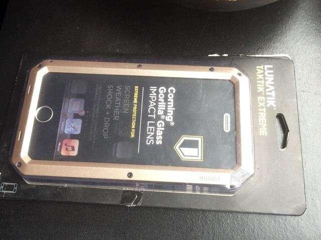 IPhone 6 Plus CARCASA RESISTENTE AL AGUA Y POLVO, Región Metropolitana