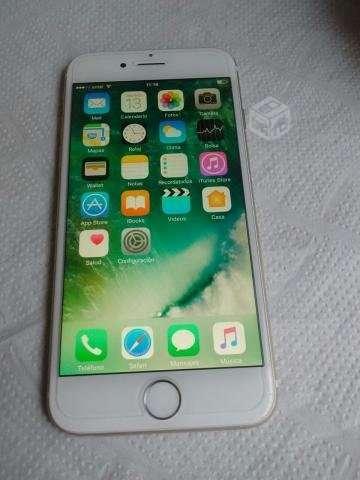 Iphone 6 de 64 GB dorado, Región Metropolitana