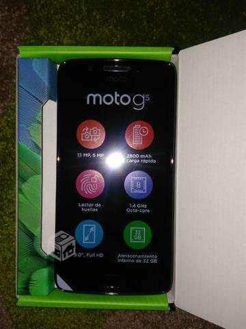 Motorola Moto G 5ta generación, VIII Biobío