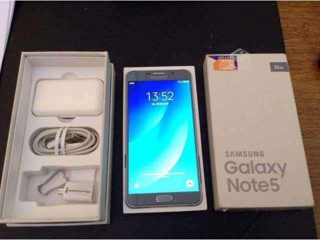 daedbafa87e Celulares Samsung Galaxy Note 5, IV Coquimbo Coquimbo en Chile ...