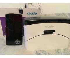 Alcatel idol 4 + lente de realidad virtual, Región Metropolitana