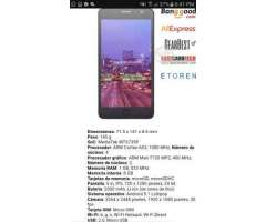 Alcatel pop star 5.0, Región Metropolitana