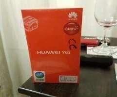Smartphone Huawei Y6 II nuevo sellado, Región Metropolitana