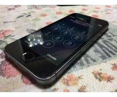 Iphone 5s 16gb negro , Región Metropolitana