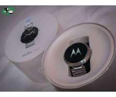 Moto 360, VII Maule