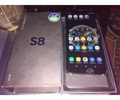Samsung galaxy s8 impecable, Región Metropolitana