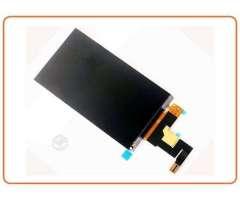 Pantalla LCD Sony M2 Aqua Original Nueva, Región Metropolitana