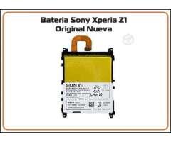 Bateria Sony Z1 Original Nueva, Región Metropolitana