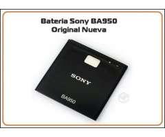 Bateria Sony BA950 Original Nueva, Región Metropolitana