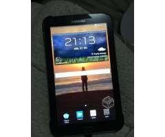 Samsung Galaxy Tab 3 7 pulgadas + Carcasa Original, XII Magallanes & Antártica