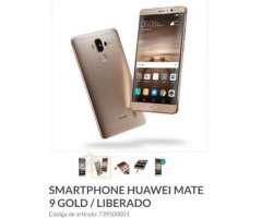 Huawei Mate 9 gold, Región Metropolitana
