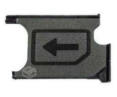 Porta Sim Sony Xperia Z1, Región Metropolitana