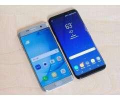 Compró celular Samsung S7 o S8, VII Maule
