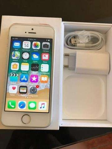 Iphone 5SE de 16gb, Región Metropolitana
