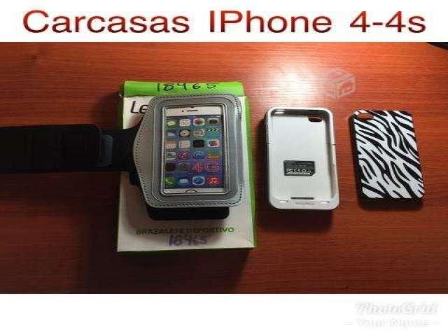 1ad94c0f28e Celulares Carcasa Iphone 4/4s, IV Coquimbo La Serena en Chile ...
