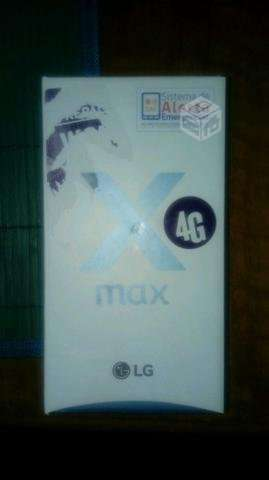 Celular LG X-Max Conversable!!