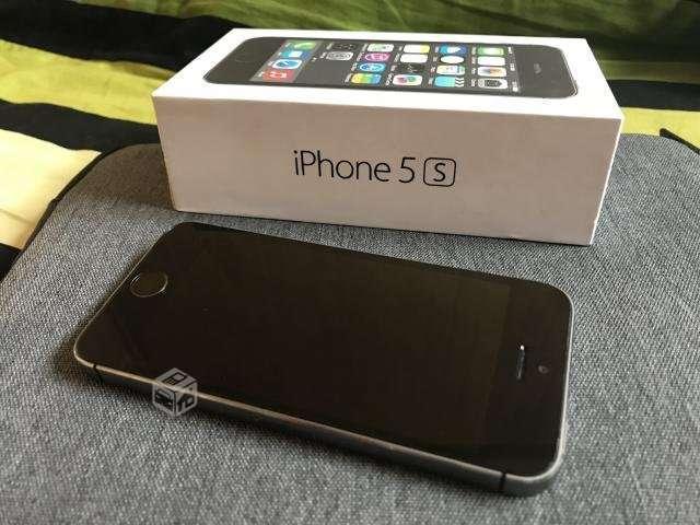 Iphone 5S liberado sin riesgos o permuto