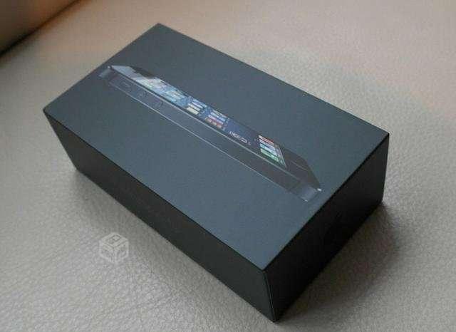 Caja Original Iphone 5S