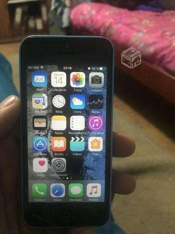 IPhone 5c Excelente estado