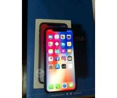 IPhone X prepago