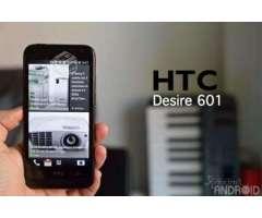HTC Desire 601 Dual-core 1.4ghz 8gb 5mpx Negro
