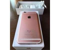 Iphone 6s Rose Gold Nuevo