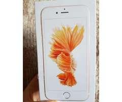 Iphone 6s rose gold pantalla trizada