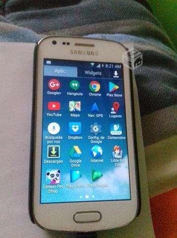 Celular Samsung galaxy trend plus