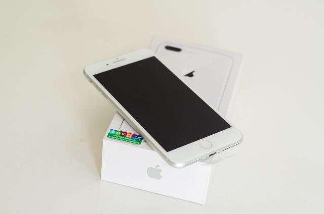 IPhone 8 PLUS 256 GB BLANCO - NUEVO