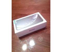 iphone x nuevo (caja sellada de fábrica)