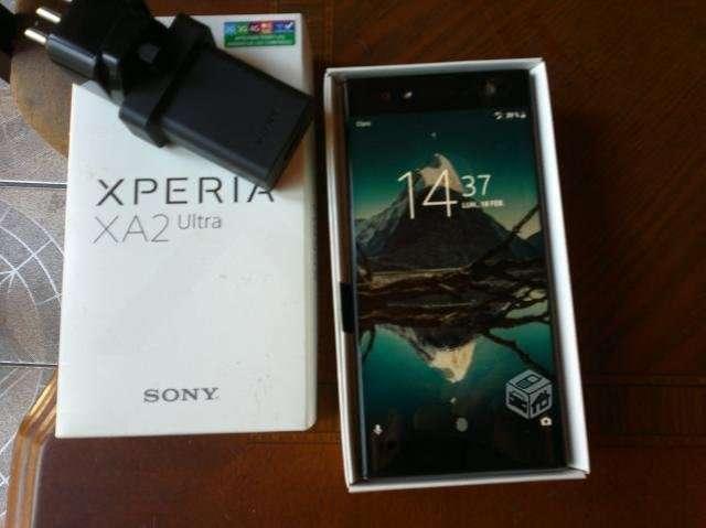 Sony XPERIA XA2 Ultra mas cargador rápido - Santiago