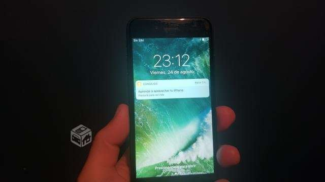 Iphone 7 128GB Black - Las Condes