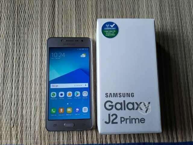 Samsung Galaxy J2 Prime / Detalle Leer - Arica