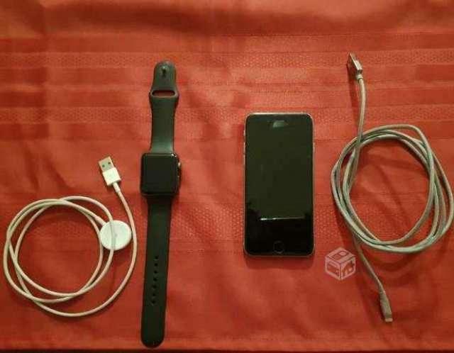 iphone y iwatch serie 2 - Las Condes
