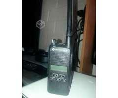 Motorola ep350 vhf 99 canales - Villa Alemana