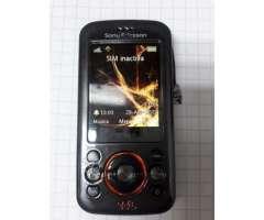 Celular Sony Ericsson w395 Operativo - Lo Prado