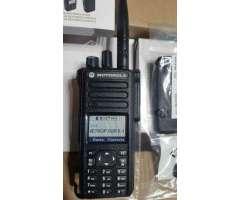 Motorola VHF usada Accesrios Nuevos - Lo Prado
